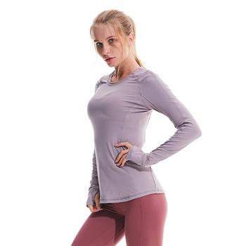 High Quality Long sleeve Yoga Fitness Sports Custom For Women