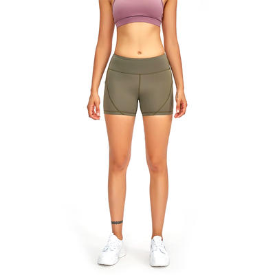 Womens Mid Tight Shorts